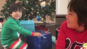 Chlapeček (7) letos vydělal půl miliardy korun! Youtuber si pod stromeček nadělil vlastní řadu hraček