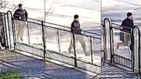 Pošťačku přepadl s nožem v ruce: Nepoznáváte agresivního lupiče z Třince?