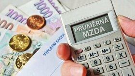 31 516 Kč, to je nová průměrná mzda v Česku. Analytici však přidali důrazné varování