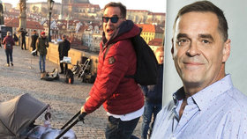 Čtyřnásobný otec Miroslav Etzler: S miminkem chytil druhý dech! Nebo se zbláznil?