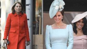 Matka vévodkyně Kate prolomila mlčení: Nikdy jsem se o nic neprosila!