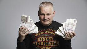 Milionová výzva Jiřího Kajínka (58) zafungovala: Omilostněný vězeň dostal stovky dopisů