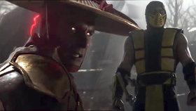 Mortal Kombat 11 ohlášen: Vrací se lámání kostí a trhání střev