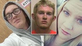 Pedofil (19) odsouzený na doživotí: Jestli mě pustí, vystřílím školu!