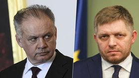 """Kiska je prázdná bublina, navozil by k nám tisíce migrantů,"" zaútočil expremiér Fico"