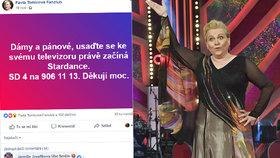 Tajemství hlasů pro Tomicovou: Obří základna zarputilých fanoušků!