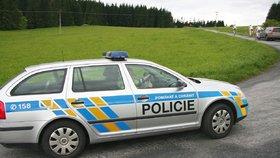 Smrtelná nehoda na Zlínsku: Řidič vjel do protisměru. Rozdrtil ho náklaďák
