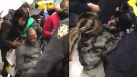 """Policisté rvali od matky plačící batole, vytáhli i paralyzér. Video """"trhá srdce"""""""