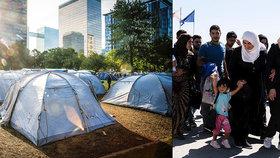 """Migranti zahltili další dovolenkový ráj. """"Vymyká se to,"""" hlásí z Kypru ministr"""