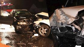 Český řidič způsobil v Polsku vážnou nehodu: Smetl tátu se synem (12)!