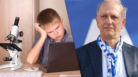Ministr apeluje na učitele: Nechte děti na Vánoce s úkoly vydechnout