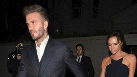 Krize u Beckhamových: Stovky milionů v čudu, David zavírá kasu před manželkou!