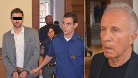 Nájemná vražda brněnského krále nevěstinců: Synovi dával drogy! Tvrdí přeživší o muži, který se ho pokusil shodit ze skály