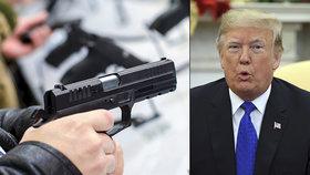 Ke kružítku a tabulkám střelnou zbraň? Na Floridě zvažují vyzbrojení učitelů