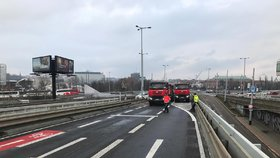 Most v Bubenské ulici se opět zavře: Dopravní omezení budou trvat několik dní