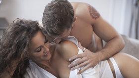 Pomilovat se můžete, i když máte chřipku! Zkuste tyto nevšední praktiky