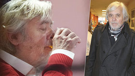 Smutná oslava 79. narozenin Josefa Abrháma: U pípy popíjel sám