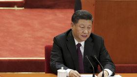 Čínský prezident zostra: Nám nikdo nic diktovat nebude. A nikoho neohrožujeme