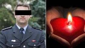 GIBS šetřil policistu kvůli facce: Vladimír se zastřelil a nechal po sobě dvě děti