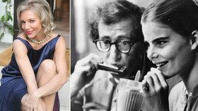 Tajná milenka (16) režiséra Woodyho Allena promluvila: Trojka s Miou Farrow