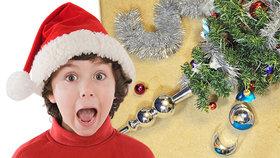 """Vánoční průšvihy zalepí """"pojistka na blbost""""! Zachrání i škody po ohňostroji?"""