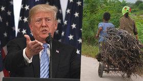 """Dočká se KLDR pomoci i turistů z USA? """"Kimův režim se polepšil,"""" tvrdí zmocněnec"""
