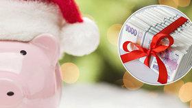 Předvánoční úklid v peněžence: Na čem ušetříte podle zkušených odborníků?