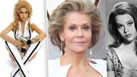 Jane Fonda slaví 81: Jako dítě ji znásilnili, matka si prořízla hrdlo