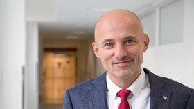 IKEM bude mít nového šéfa: Stane se jím Michal Stiborek, dosavadní náměstek ředitele pro ekonomiku