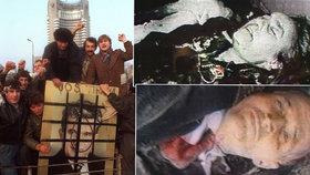 Obávaného diktátora popravili o Vánocích: Zpověď vojáka, který stiskl spoušť!