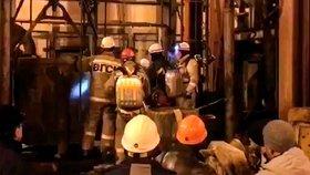 Tragédie v solném dole na Uralu: Devět mrtvých dělilo od záchrany 20 metrů