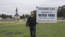 Praha uprostřed Texasu vznikla v půlce 19. století: Jedí kolache, pijí pivo. Čeština už téměř vymřela