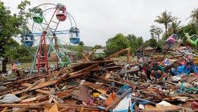 Sofiina volba: Otec si musel vybrat, jestli zachrání před tsunami ženu, matku, nebo ročního syna