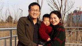"""Tři roky bez rodiny i bez advokáta. Čína """"zúčtovala"""" se známým ochráncem práv"""
