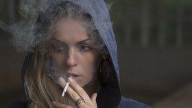 Poslední cigareta? Odvykněte si kouřit nejen před dětmi!