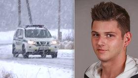 Štefan (19) se nevrátil z vánočního večírku: Naposledy ho zachytily kamery