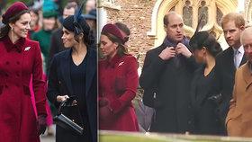 Veřejné ponížení pro Meghan: Princ William těhotnou švagrovou zazdil!