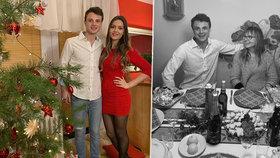 Vánoční idyla herce Kubáta (†30): Rakovina už mu měřila posledních 24 hodin života...