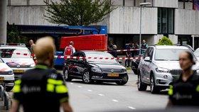 V Rotterdamu zadrželi čtyři muže podezřelé z plánování atentátu: Dalšího našli v Německu