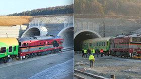 Mladou dívku (†16) srazil v supermoderním Ejpovickém tunelu vlak. Ušla v něm skoro kilometr! Selhalo zabezpečení?