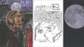 Recenze: Eliel, Měsíční záře – Nový příběh pro milovníky fantasy žánru