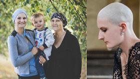 Málem přišla o syna, prodělala rakovinu. Teď chce Šárka (25) pomáhat ostatním