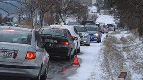 Bude mrznout, na západě Čech dejte pozor na náledí. Sledujte radar Blesku