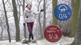 Počasí s Honsovou: Napadne až 25 centimetrů sněhu. Pozor i na náledí