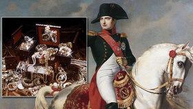 Napoleonův ztracený zlatý poklad je na dně jezera, tvrdí historik. Odhalil omyl?
