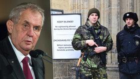 """""""Odstraňte zátarasy na Pražském hradě."""" Pražští politici napsali dopis prezidentu Zemanovi. Vyslyší jejich prosbu?"""