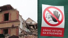 Nový obrat v kauze bourané vzácné vily na Šafránce. Statik rozhodl: Mohla by se zachránit!