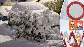 Děti mají sněhové prázdniny. V Rakousku i Německu hrozí velké laviny