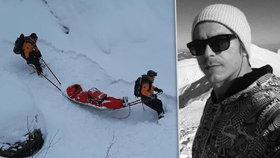 Slavného snowboardistu Michala (†37) zabila ve středu lavina: Miloval hory: Ty se mu staly osudnými