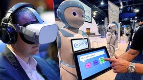 Veletrh technologií CES 2019: Ty největší lahůdky budoucnosti